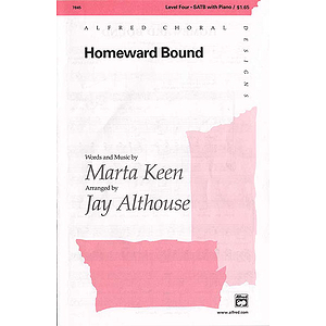 Homeward Bound - SATB