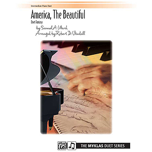 America the Beautiful Duet Fantasy (1P, 4H)