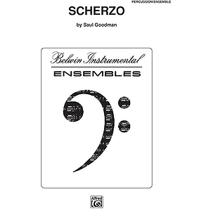 Scherzo for Percussioin Ensemble