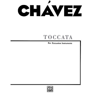 Chavez Toccata for Percussion Instruments