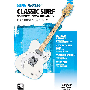 Songxpress - Classic Surf, Volume 2 - DVD