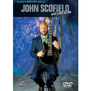 John Scofield Jazz Funk Guitar I & II - DVD