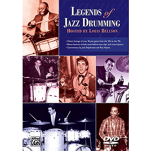 Legends of Jazz Drumming - DVD