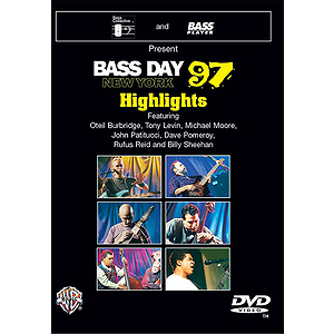 Bass Day 97: Highlights - DVD