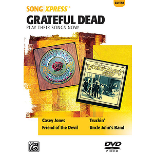 Songxpress - Grateful Dead - DVD