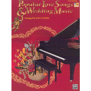 Popular Love Songs &amp; Wedding Music - Easy Piano