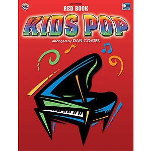 Kids Pop Red Book