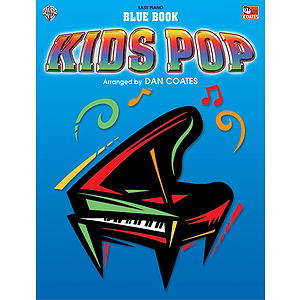 Kids Pop Blue Book