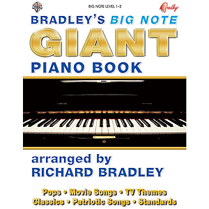 Bradley's Big Note Giant Book