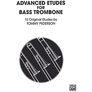 Etudes for Bass Trombone