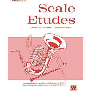 Scale Etudes Tuba
