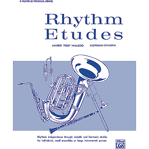 Rhythm Etudes C Flute / C Piccolo, Oboe