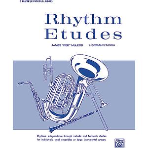 Rhythm Etudes C Flute / C Piccolo, Oboe