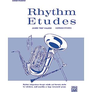 Rhythm Etudes Cornet / Trumpet