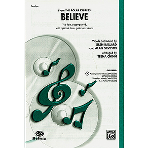 Believe (From the Polar Express) - Two-Part
