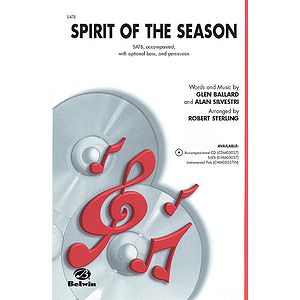 Spirit of The Season - SATB