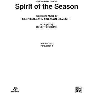 Spirit of The Season - Instrumental Pak