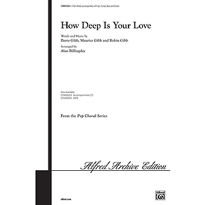 How Deep Is Your Love - Three-Part Mixed