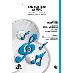 Can You Read My Mind? (From Superman) - Three-Part Mixed
