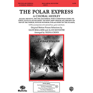 The Polar Express: A Choral Medley - SATB