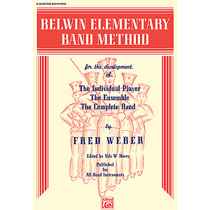 Belwin Elementary Band Method