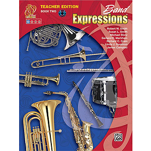 Band Expressions, Level 2 Teachers Curriculum Pack