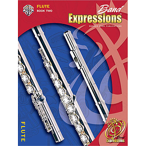 Band Expressions, Level 2 Flute