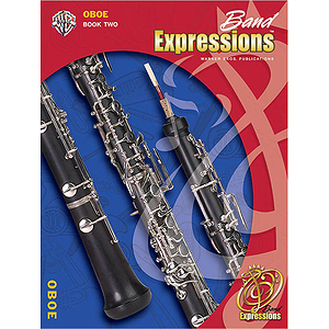 Band Expressions, Level 2 Oboe