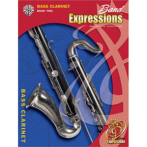 Band Expressions, Level 2 Bass Clarinet