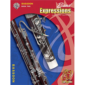 Band Expressions, Level 2 Bassoon