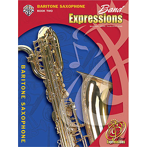 Band Expressions, Level 2 Baritone Saxophone