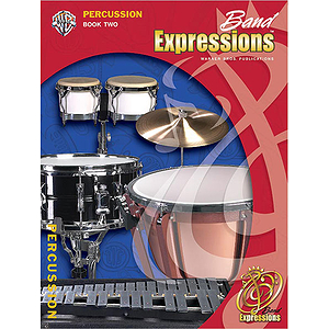Band Expressions, Level 2 Percussion Complete