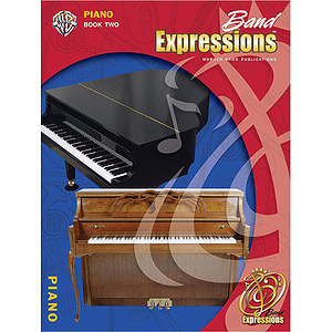 Band Expressions, Level 2 Piano Accompaniment