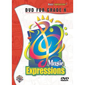 Music Expressions, Kindergarten, DVD.