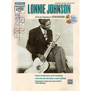 Stefan Grossman&#039;s Early Masters of American Blues Guitar: Lonnie Johnson