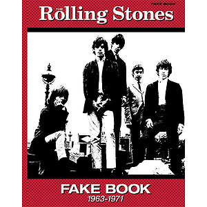 Rolling Stones - the Rolling Stones Fakebook (1963-1971)