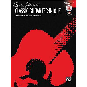 Classic Guitar Technique, Volume I (Revised Edition)