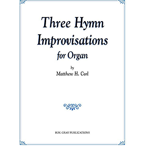 Three Hymn Improvisations