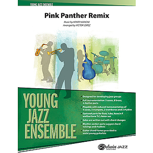 Pink Panther Remix - Conductor's Score