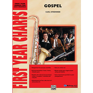 Gospel - Grade 1 Jazz Ensemble W/CD