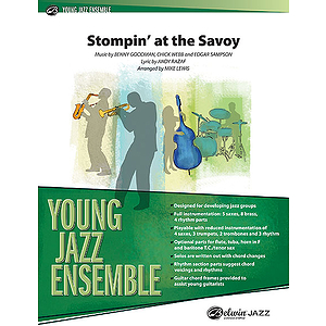 Stompin&#039; At the Savoy - Grade 2 Jazz Ensemble W/CD