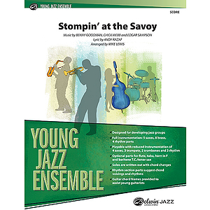 Stompin At the Savoy - Conductor's Score