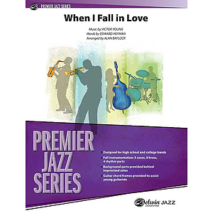When I Fall in Love - Grade 4 Jazz Ensemble W/CD