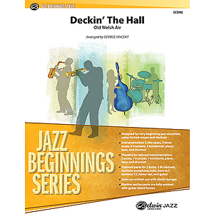 Deckin the Hall - Conductor's Score