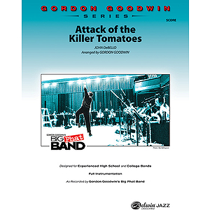 Attack of The Killer Tomatoes - Conductor's Score