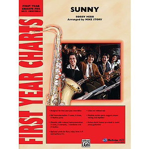 Sunny - Conductor&#039;s Score