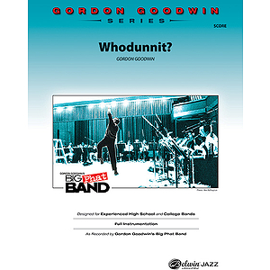 Whodunnit? - Conductor's Score