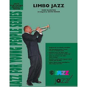 Limbo Jazz - Grade 2 Jazz Ensemble W/CD