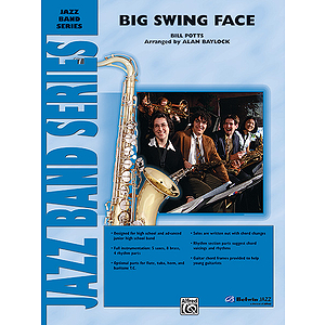 Big Swing Face - Conductor&#039;s Score