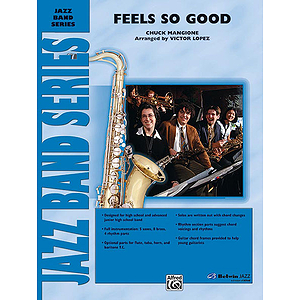 Feels So Good - Grade 3 Jazz Ensemble W/CD